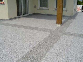 balkonbelag natursteinteppich steinteppich balkonbeschichtung terrassenbelag industrieboden. Black Bedroom Furniture Sets. Home Design Ideas