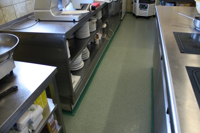 Kuchenboden Bodenbeschichtung Bodenbelag Fur Kuchen Industrieboden